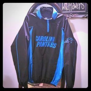 Carolina Panthers Windbreaker